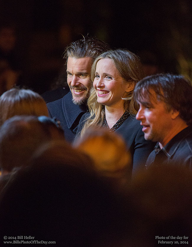 Ethan Hawke Julie Delpy Richard Linklater Interviews